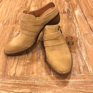Børn Shoes BOONE Suede Mule